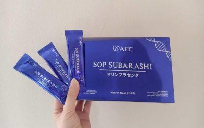 SOP Subarashi Review untuk Kesehatan Menyeluruh