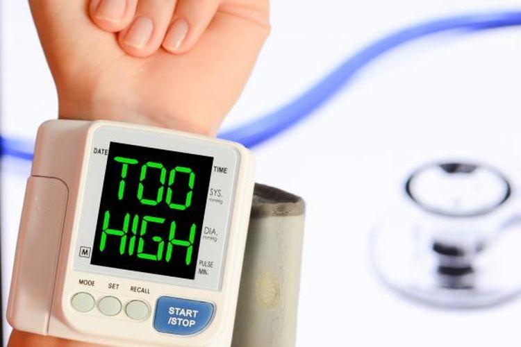 Cara Mencegah Tekanan Darah Tinggi Sebelum Menjadi Komplikasi