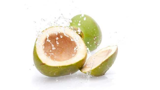 air kelapa untuk covid-19